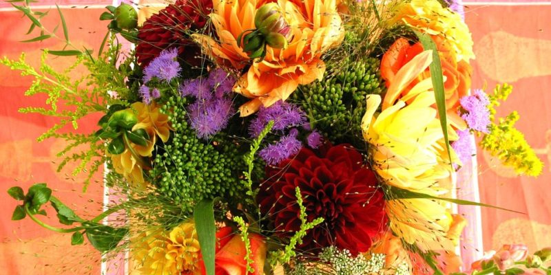 Blumengeschenke